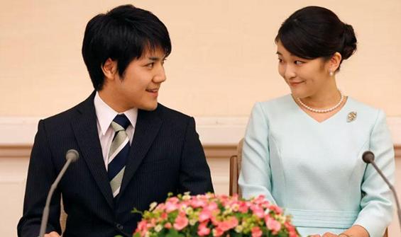 Japonya Veliaht Prensi'nden kızının evliliğine onay