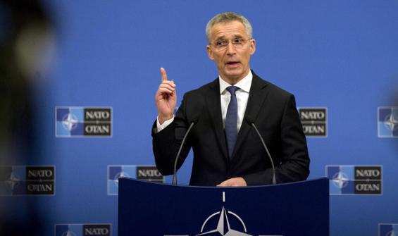 NATO'dan 'Doğu Akdeniz' açıklaması