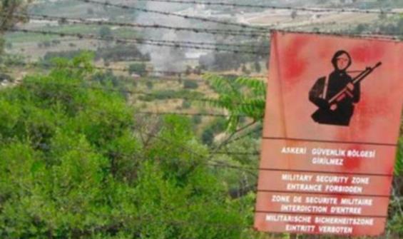 Valilikten askeri yasak bölgedeki olaya dair açıklama