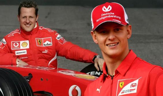 Schumacher soyadı Formula 1'e geri dönüyor