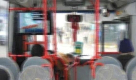 Otobüsteki iğrenç olayın cezası belli oldu!