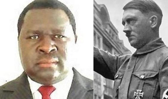 'Adolf Hitler' Namibya seçimlerini kazandı