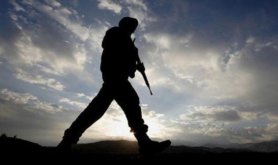 Afrin'den acı haber: Bir asker şehit