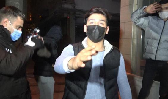 Gazetecinin burnunu kıran boksör tutuklandı