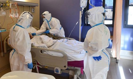 Koronavirüs tespit edilen kişi sayısı 65 milyona dayandı