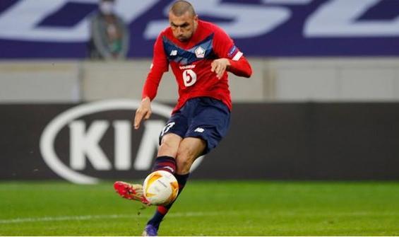 Lille, Burak Yılmaz'ın 4 dakikada attığı 2 golle kazandı