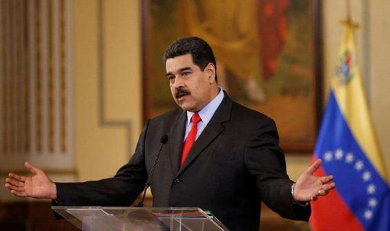 Maduro: Muhalefet seçimleri kazanırsa, görevi bırakacağım