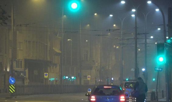 İzmir'de hava kirliliği 'Hassas' derecede!