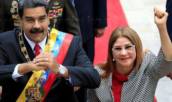 Venezuela Devlet Başkanı Maduro'dan şoke eden iddia!