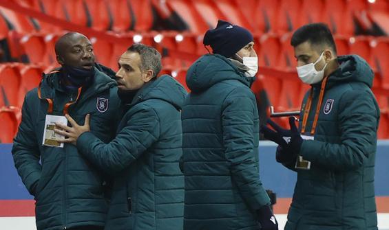 Başakşehir PSG maçında ne oldu?