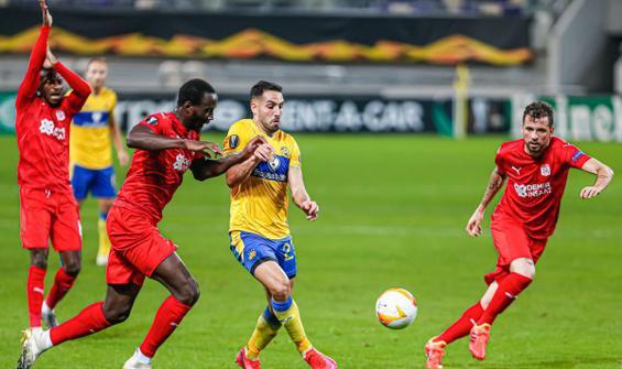 Sivasspor, Avrupa kupalarına veda etti