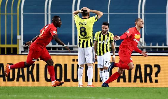 Fenerbahçe'ye Yeni Malatyaspor şoku
