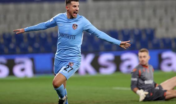 Gaziantep FK 3 puanı 2 golle aldı