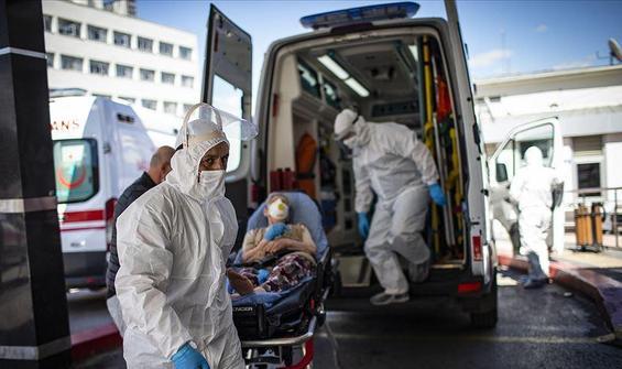 Türkiye'de bugün 229 kişi koronavirüsten hayatını kaybetti