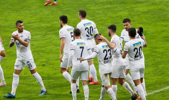 Kasımpaşa, Türkiye Kupası'nda 5 golle turladı