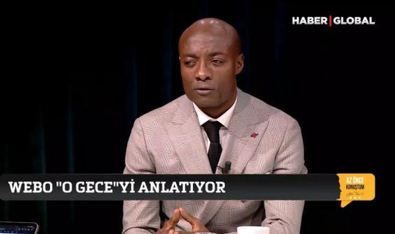 Pierre Webo, PSG maçının perde arkasını anlattı