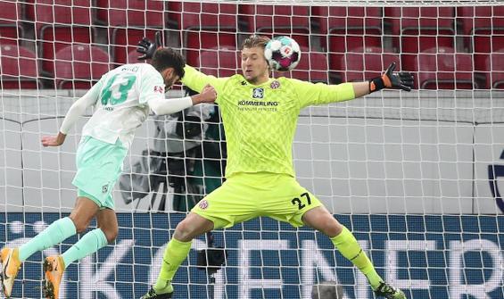 Werder Bremen, 9 maç aradan sonra Eren Sami Dinkçi'nin golüyle galip geldi