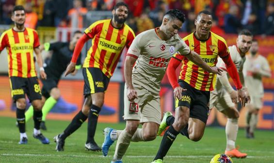 Galatasaray ile Göztepe 57. randevuda