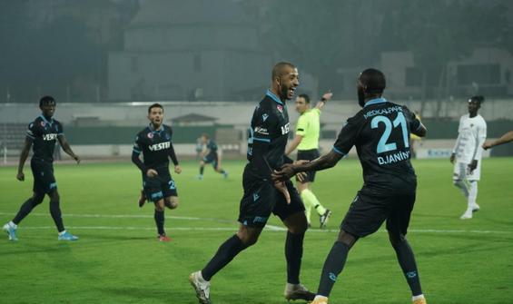 Trabzonspor yenilmezlik serisini sürdürdü