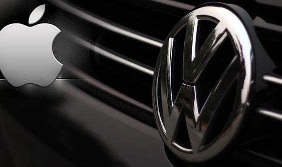 Volkswagen: Apple, Toyota'dan daha tehlikeli olur