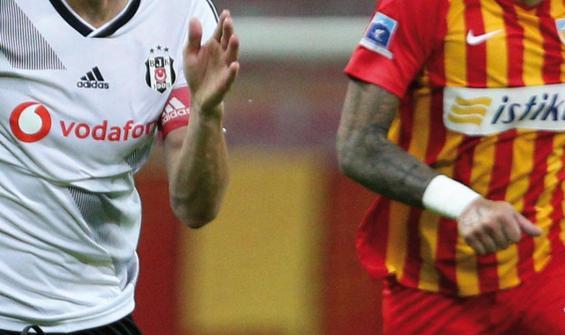 Beşiktaş ile Kayserispor 49. randevuda