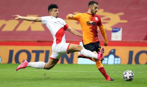 Galatasaray'a Antalyaspor'dan çelme