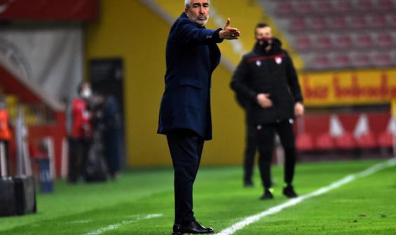 Kayserispor'da Samet Aybaba dönemi sona erdi