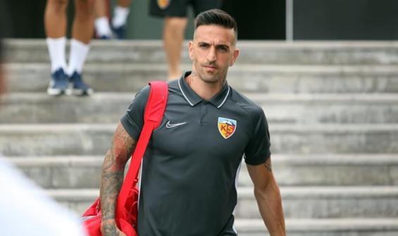 Kayserispor ve oyuncusu Miguel Lopes, PFDK'ya sevkedildi