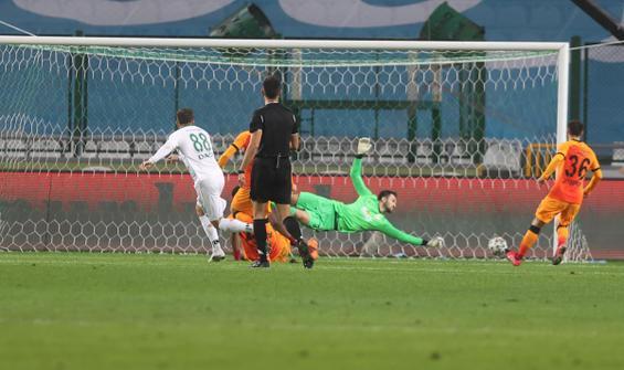 Gol düellosunun galibi Konyaspor