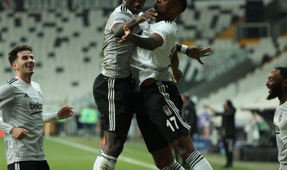 Beşiktaş, Çaykur Rizespor'u gole boğdu