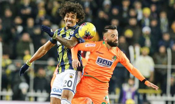 Fenerbahçe ile Alanyaspor, Süper Lig'de 9. randevuda