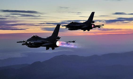 Irak'ın kuzeyinde 4 terörist etkisiz hale getirildi