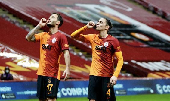 Başakşehir'den Galatasaray'a İrfan Can Kahveci göndermesi
