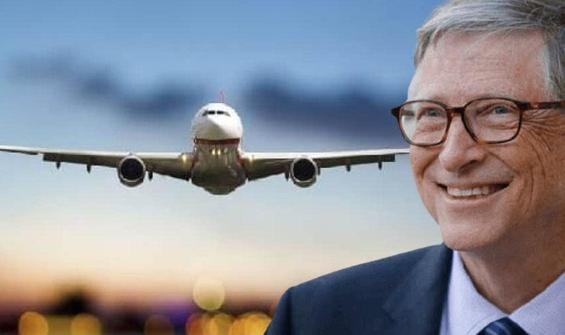 Bill Gates havacılık şirketi satın almak için kolları sıvadı