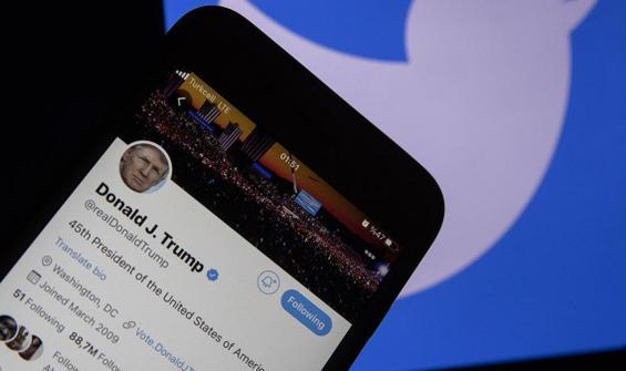 Twitter, Trump'ın taklit edilmesini de yasakladı