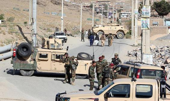 Afganistan'da Taliban'a yönelik hava harekatı: 12 ölü
