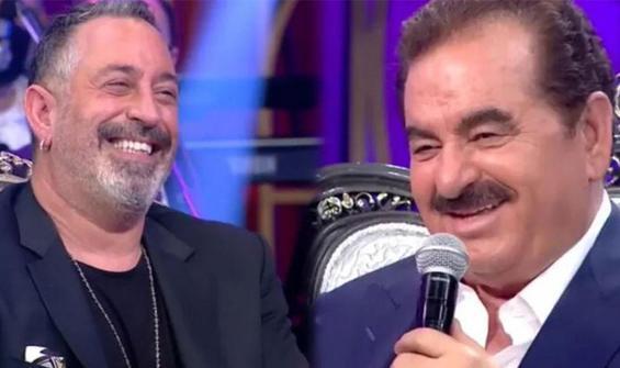 Cem Yılmaz'dan İbrahim Tatlıses'e 'telif' şakası!