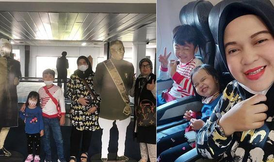 Düşen Endonezya uçağından yürek yakan kare!