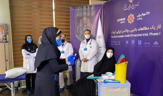 İran: Batılı Kovid-19 aşıları ülkede resmen yasaklansın