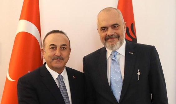 Çavuşoğlu, Arnavutluk Başbakanı ile telefon görüştü