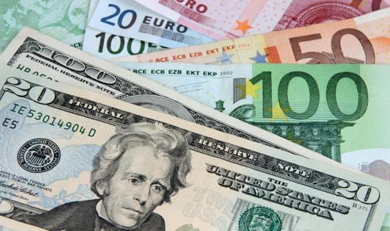 Dolar ve euro yükselişlerle başladı