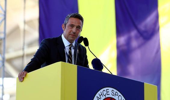 Ali Koç'tan Galatasaray'a Oğulcan göndermesi