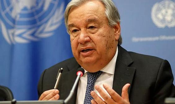 Guterres, BM Genel Sekreterliğine 2. kez aday