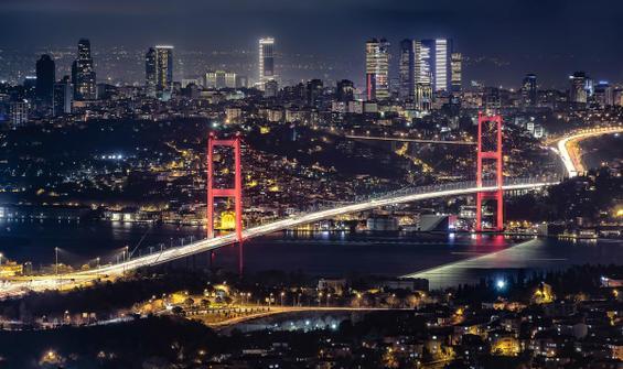 Avrupa'da en cazip şehir İstanbul!