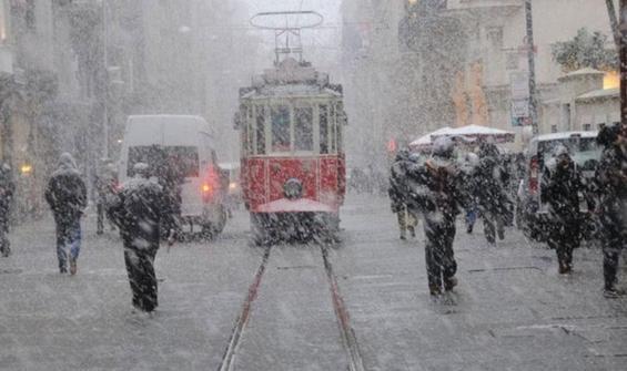 Meteoroloji tarih verdi: İstanbul'da kar geliyor