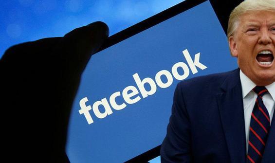 Facebook'tan yeni Trump hamlesi