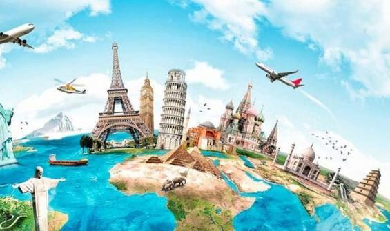 Dünya turizmine Kovid-19 darbesi: Tam 1 trilyon dolar!