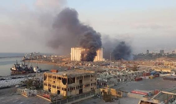 Interpol'den Beyrut Limanı patlaması için 3 kırmızı bülten