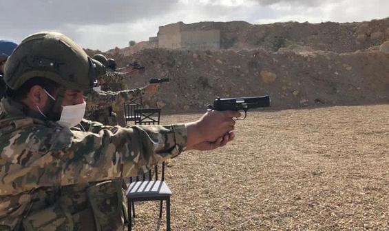 TSK'dan Libya Silahlı Kuvvetleri personeline eğitim