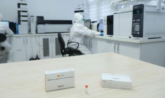 Çin aşısının 'acil kullanım onayı'nda sona gelindi
